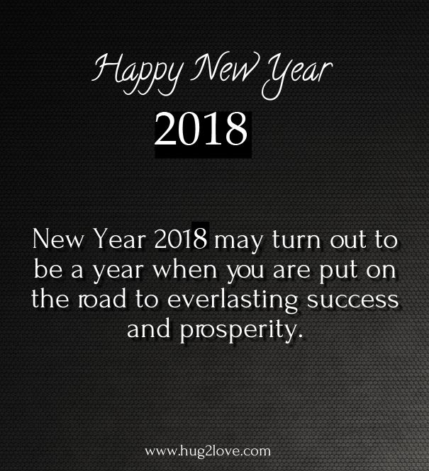 Positive New Year Quotes 2018: Happy New Year Words & Quotes : Happy New Year Wishes Boss