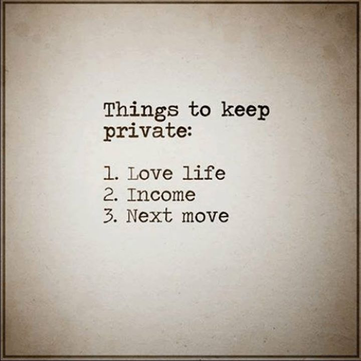 Positive Quotes 60 Things To Keep Private 60 Love Life 60 Income 60 Gorgeous Love Life Motivation Quotes