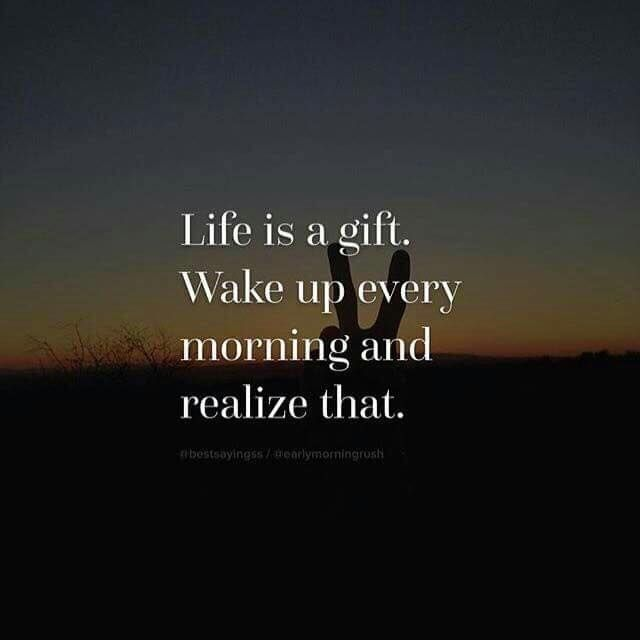 Inspirational And Motivational Quotes Images: Positive Quotes : Life Is A Gift.. - Quotes Boxes
