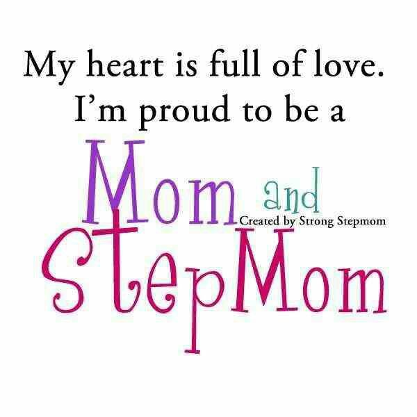 Proud Step Mom Quotes Stepmother Quotes And Sayings Quotesgram 28324
