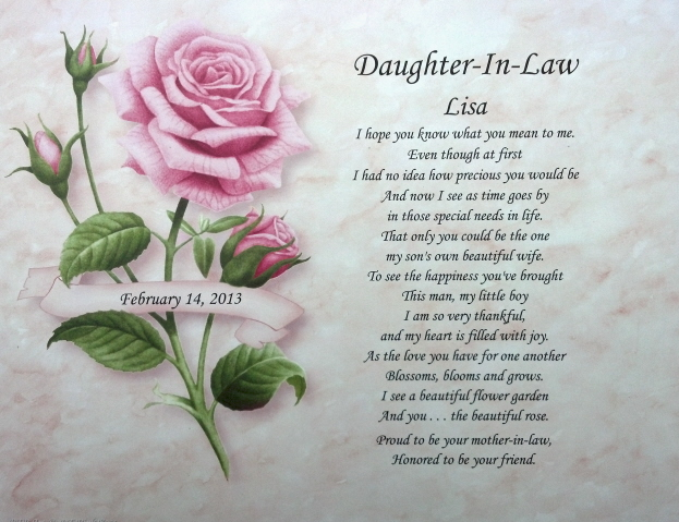 Quotes About Daughters In Law Wedding Pinterest Quotes About 377819