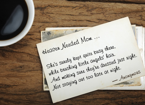 Quotes About Missing Your Mom 899811