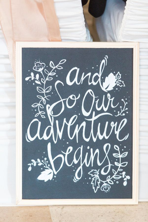 """Wedding Photography Quotes And Sayings: Quotes About Wedding : """"And So Our Adventure Begins"""" Www"""