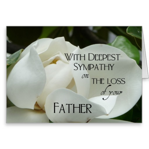 Sympathy Quotes For Loss Of Father Quotesta 868916