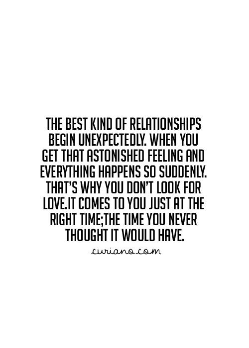 Quick Love Quotes Inspiration Best 25 Unexpected Love Quotes Ideas On Pinterest  Unexpected