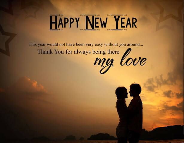 as the quote says description happy new year messages