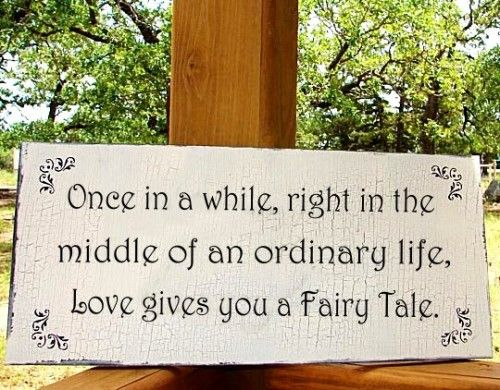 Quotes about wedding wedding signs once in a while 12x24 cottage quotation image junglespirit