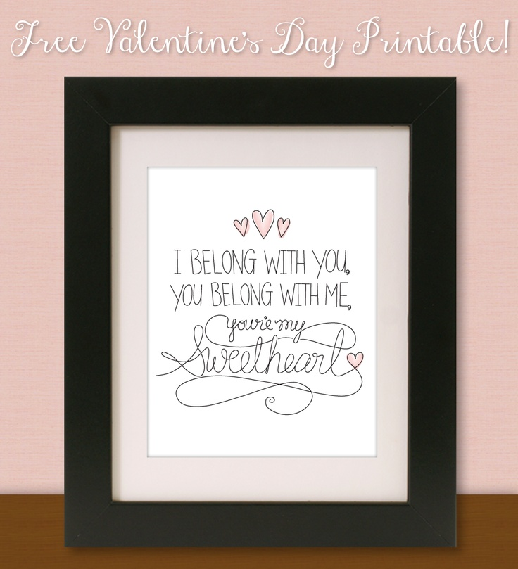 Soulmate Quotes Love This Free Lumineers Song Lyric Printable