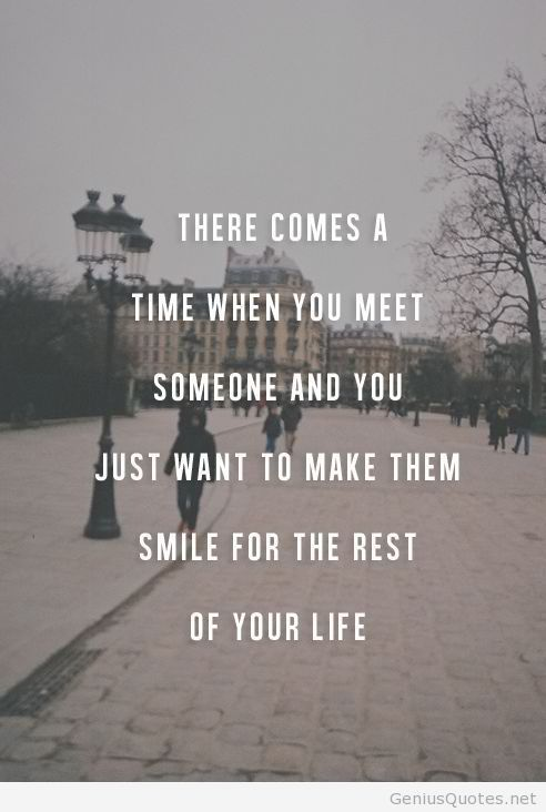 Wedding Quotes There Comes A Time In Life When You Find Someone And
