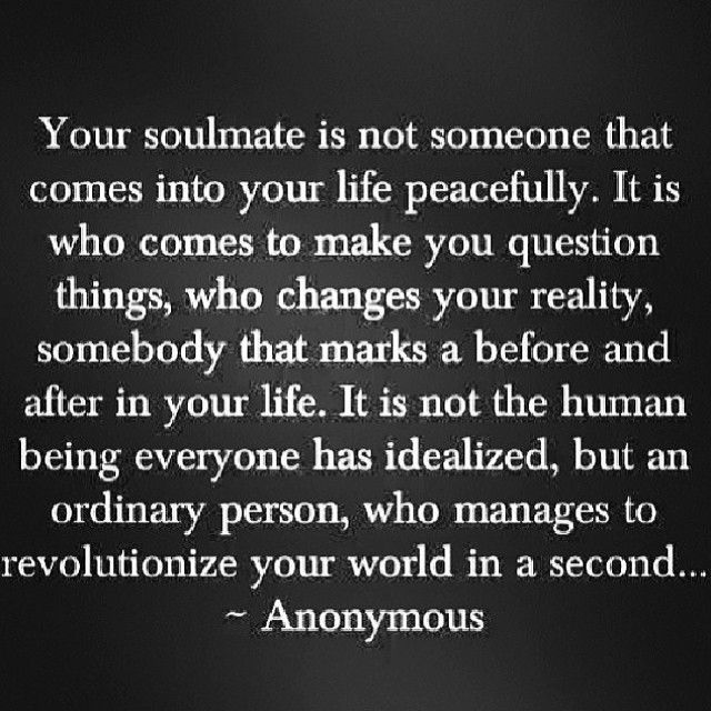 Love Soulmate Quotes Quotes Boxes You Number One Source