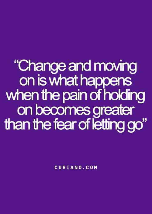 Moving On Quotes ★ Passionate Purple ★ Quotes Boxes