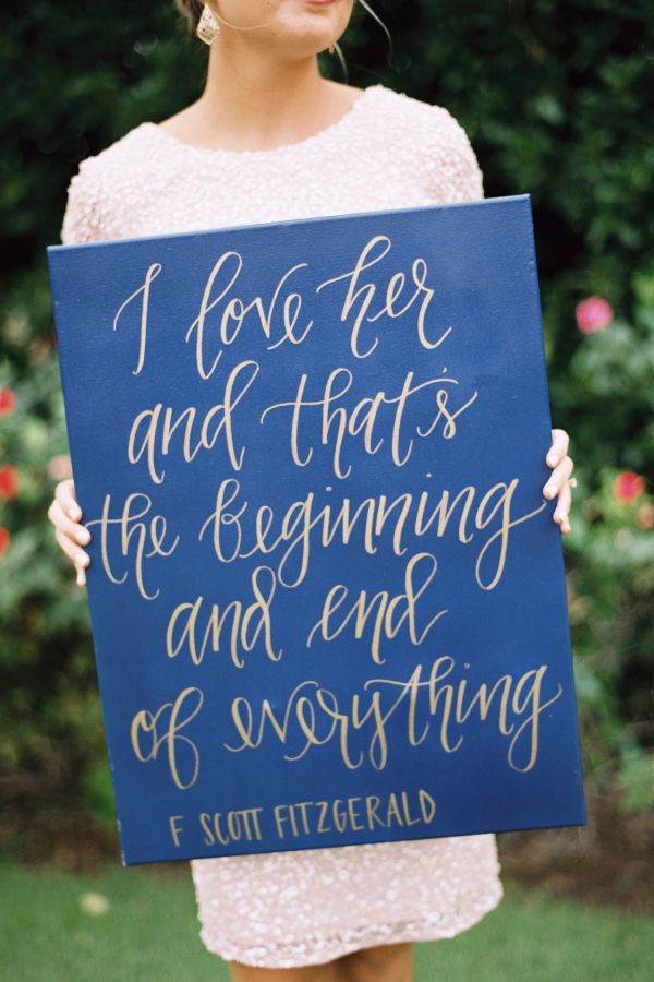 Quotes About Wedding I Love Her And Thats The Beginning And End