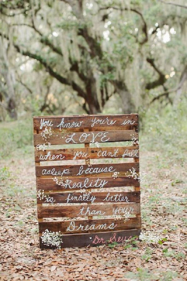 Quotes about wedding wedding quote and rustic wood pallets wedding description wedding quote junglespirit Choice Image