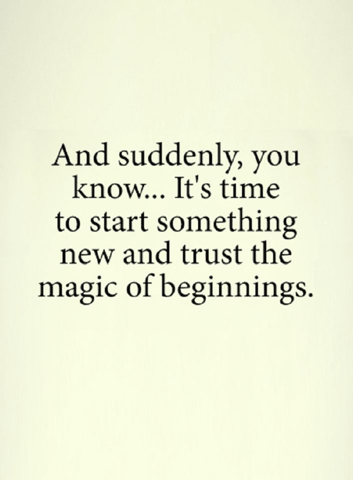 Moving On Quotes Quotes And With Time New Beginnings Are There