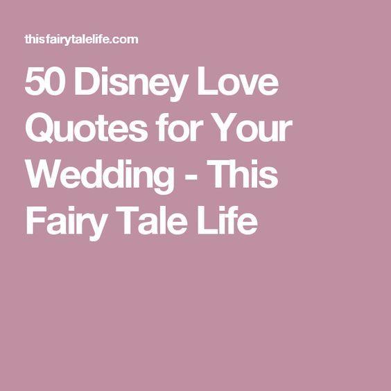 Disney Famous Quotes About Love