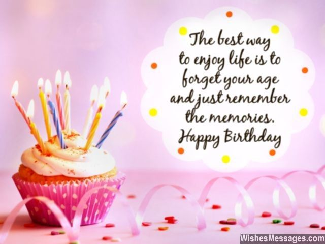 Happy Birthday Quotes Beautiful Wishes For Old People
