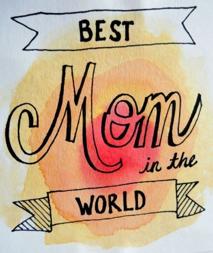 Happy Mothers Day Quotes From Son Daughter I Love You Mom Sayings