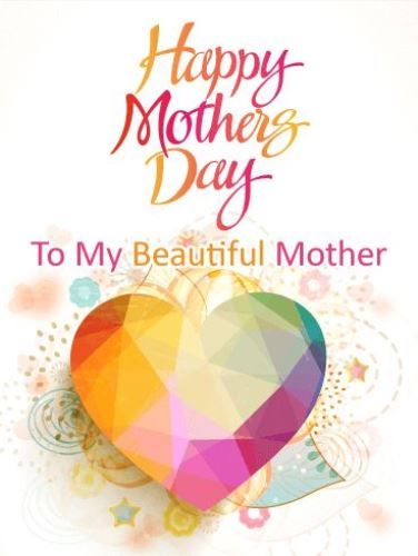 Happy Mothers Day Quotes From Son Daughter Mothers Day Wishes For