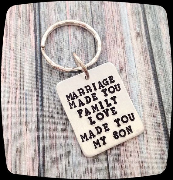 Quotes About Wedding Adoption Gift Blended Family Gift Step Son