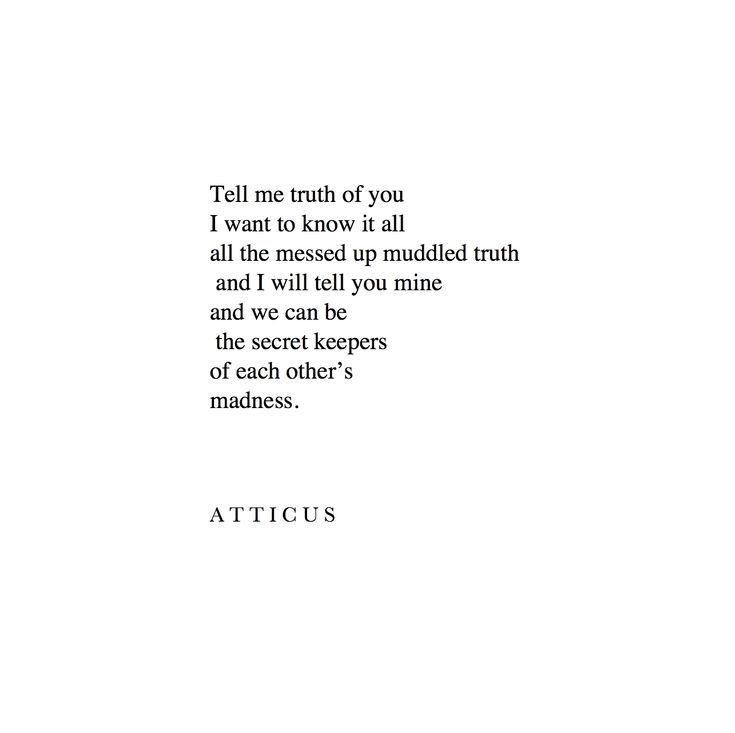 Soulmate Quotes Secret Keepers Atticuspoetry Loveherwild
