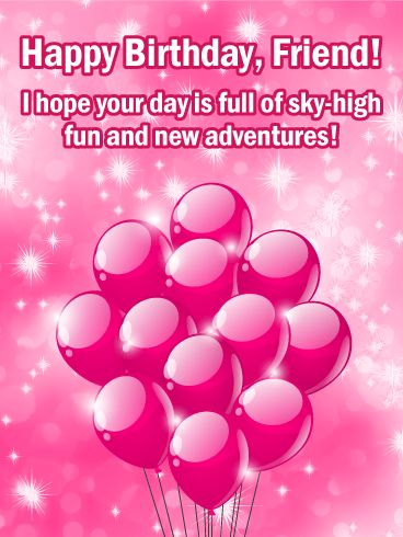 Best Birthday Quotes Full Of Sky High Fun Happy Card For