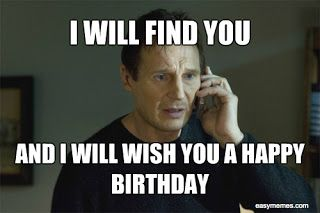Happy Birthday Quotes : Birthday Meme - Quotes Boxes | You number ... #birthdayCoffee
