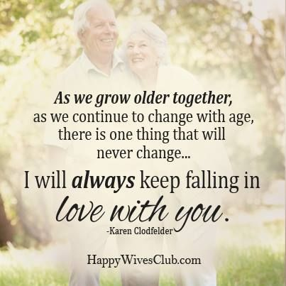 Love Quotes Grow Old Together Quotes Boxes You Number One