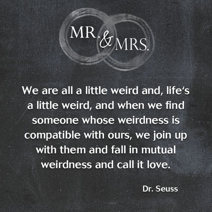 Quotes About Wedding Dr Seuss Classic Quote About Love Love