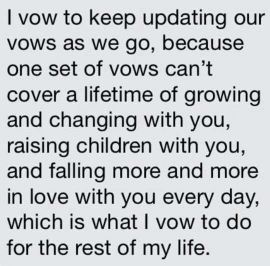 Wedding Quotes Wedding Vows From Tv Shows I Vow To Keep