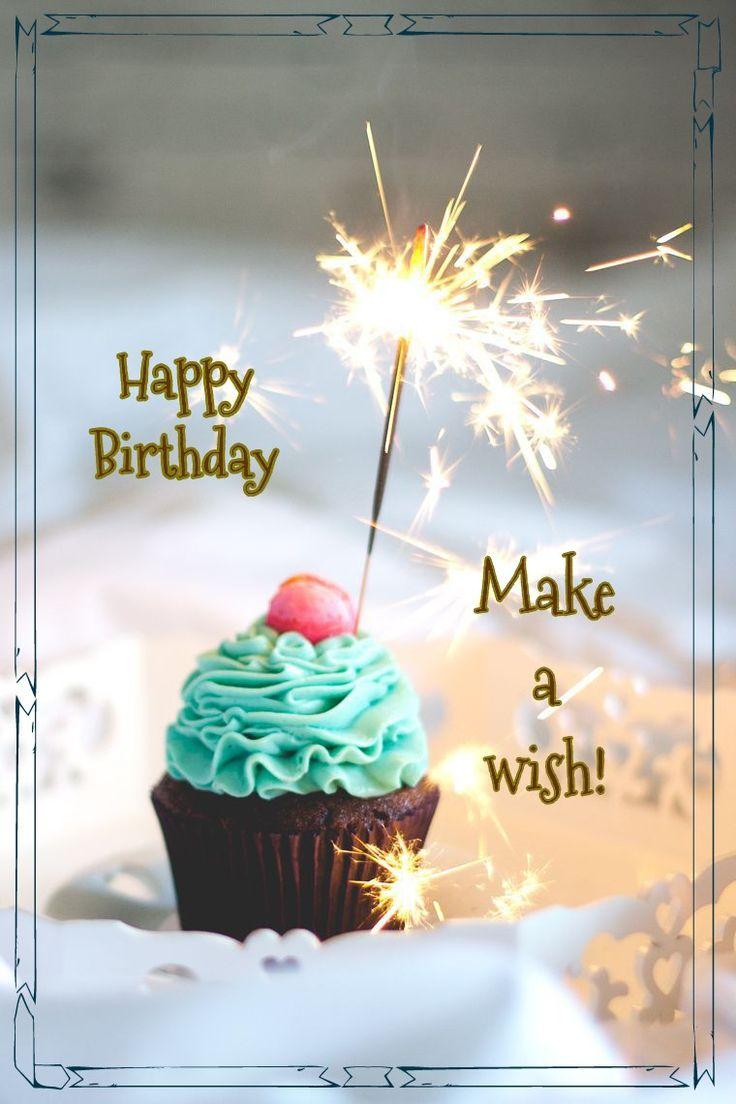 Best Birthday Quotes Happy Birthday Cupcake Sparkler Quotes