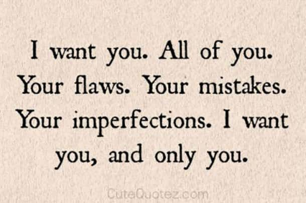 worthy of love quotes
