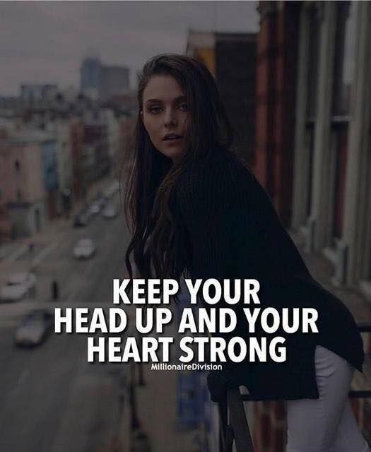 Positive Quotes Keep Your Head Up Quotes Boxes You Number