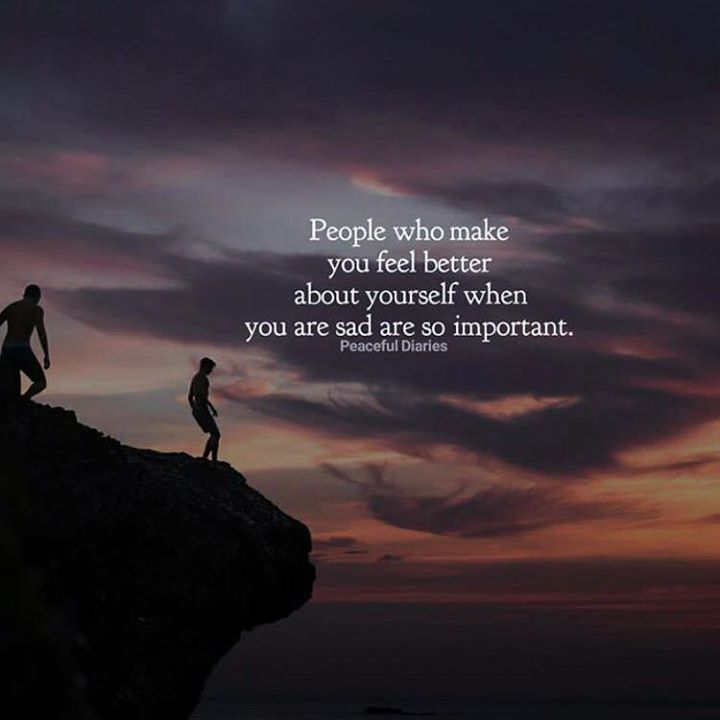 Positive Quotes People Who Make You Feel Better About Yourself