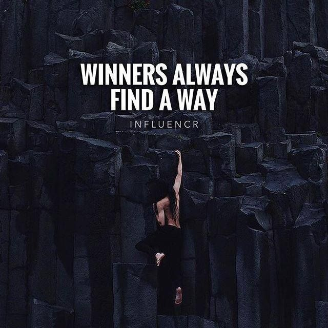Positive Quotes Winners Always Find A Way Quotes Boxes You