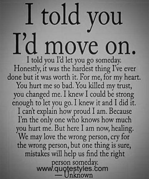 Moving On Quotes Find The Right Person Inspirational Quotes