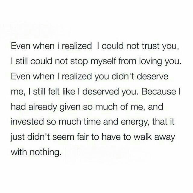 Moving On Quotes It Just Didnt Seem Fair To Have To Walk Away
