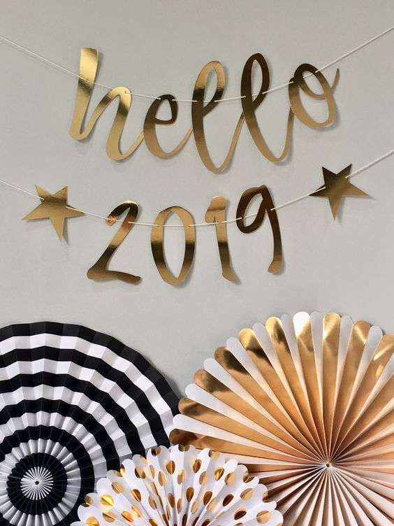 New Year S Eve 2019 11 New Year Eve Party Decorations Ideas Easy