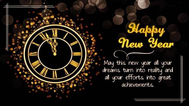 New Year 2019 Happy New Year Quotes And Pictures 2019 Newyeareve